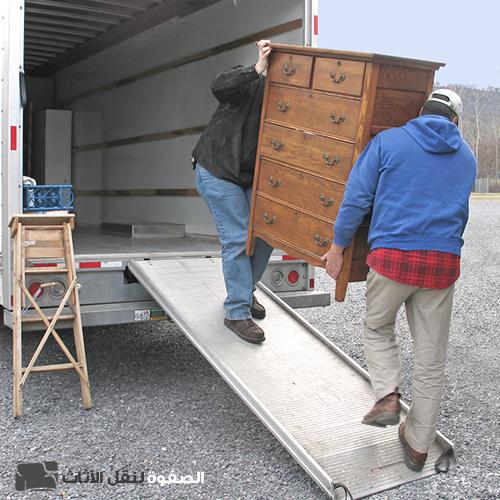 شركة نقل اثاث في القاهرة  لا داعي للتعب