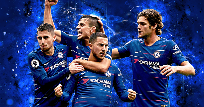 Download Chelsea Team Data , Kits, Logo In Dream League