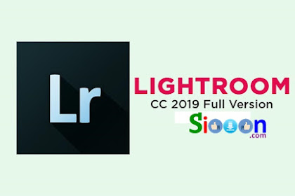 Download Software Adobe Photoshop Lightroom Classic CC 2019 for Computer or Laptop