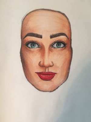 Tutorial Menggambar Wajah