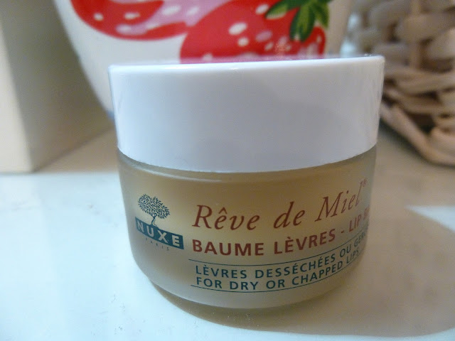 Nuxe Reve De Miel Lip Balm Review