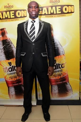 Malta Guinness Game On: Taribo West, Waje, Omawumi, others watch as football triumphs