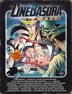 Cine Basura: La película (2016)
