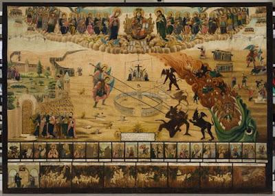 Βυζαντινό και Χριστιανικό Μουσείο «Δευτέρα Παρουσία» 19ος αι.