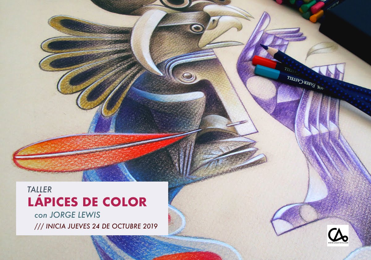 LAPICES DE COLOR // 24 de oct