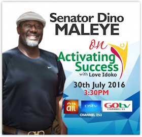 Who is the real Dino Melaye?