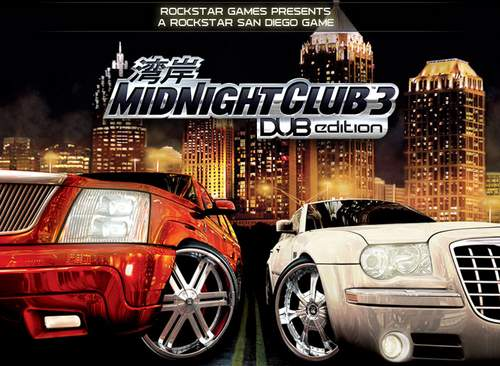 Download Jogos MidNight Club 3: Dub Edition PS2 EMULADO PC ( REUPADO )