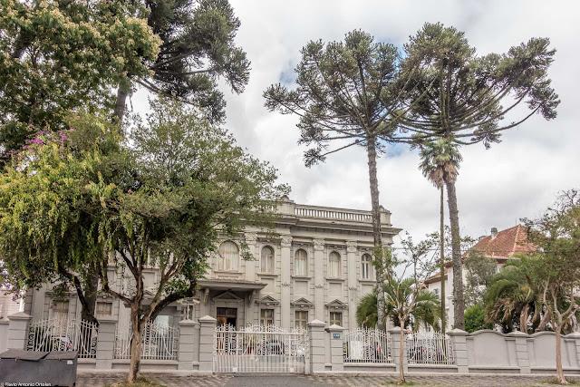 Mitra da Arquidiocese de Curitiba