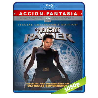 Lara Croft Tomb Raider (2001) BRRip Full 1080p Audio Trial Latino-Castellano-Ingles 5.1