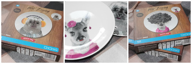 iwoot wild dining plates