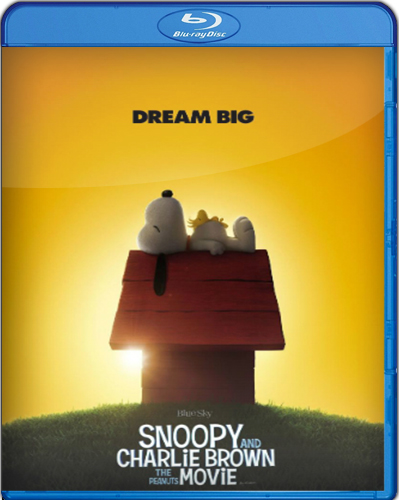 The Peanuts Movie [BD50] [2015] [Latino]