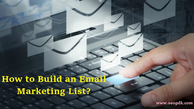 Email Marketing List Strategy