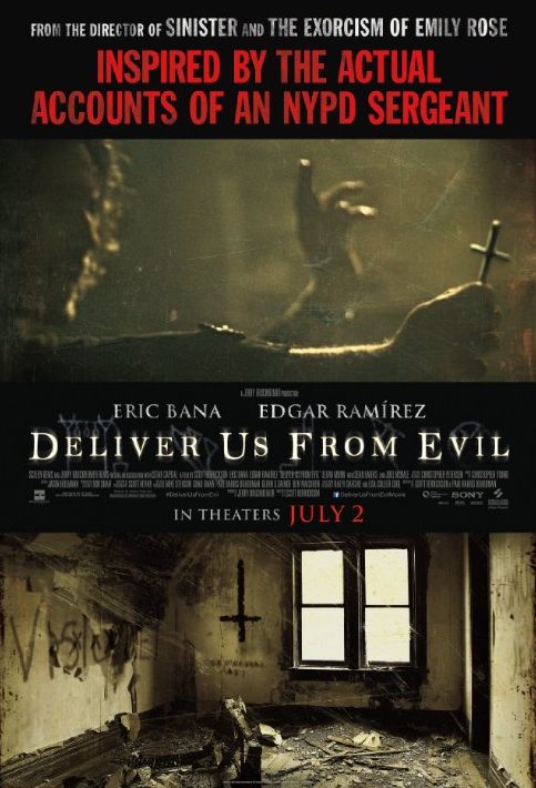 Deliver Us From Evil (2014) BRRip ταινιες online seires oipeirates greek subs