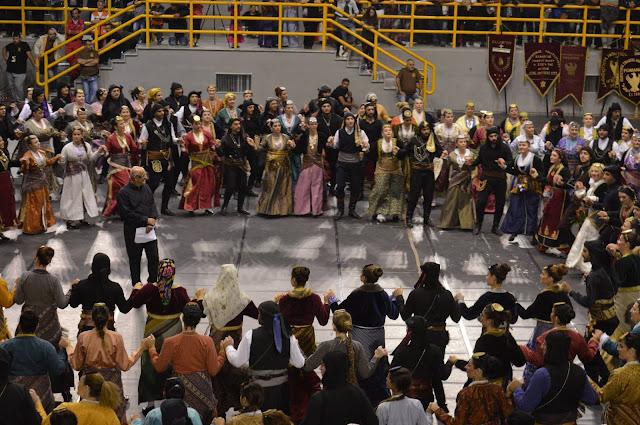 12ο Φεστιβάλ Ποντιακών Χορών – Σ.Πο.Σ. Ν. Ελλάδος & Νήσων της Π.Ο.Ε. (Video)