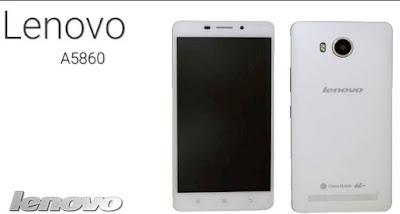 Cara Flash Lenovo A5860 Berhasil 100%