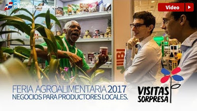 Feria AgroAlimentaria 2017. Negocios para productores locales.