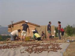 Τριήμερο δράσης γιά τη  φυσική καλλιέργεια με το Παναγιώτη Μανίκη