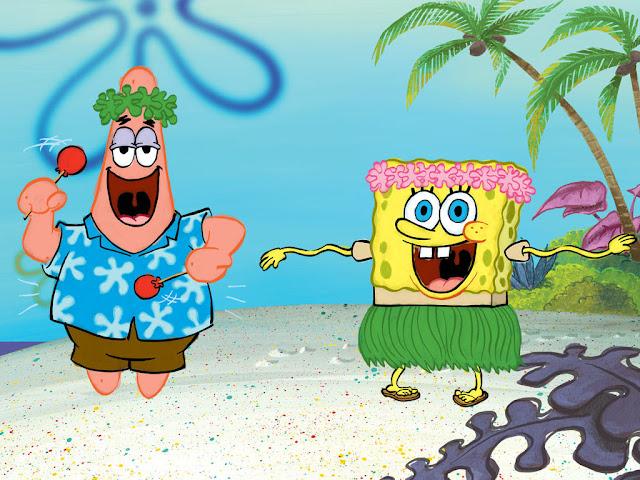 Kumpulan Foto dan Video Spongebob Squarepants dan teman-teman