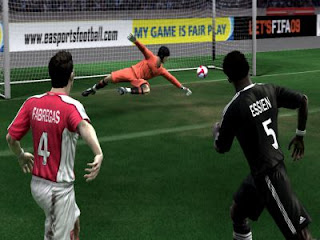 FIFA 09 Game Download Free For PC Full Version
