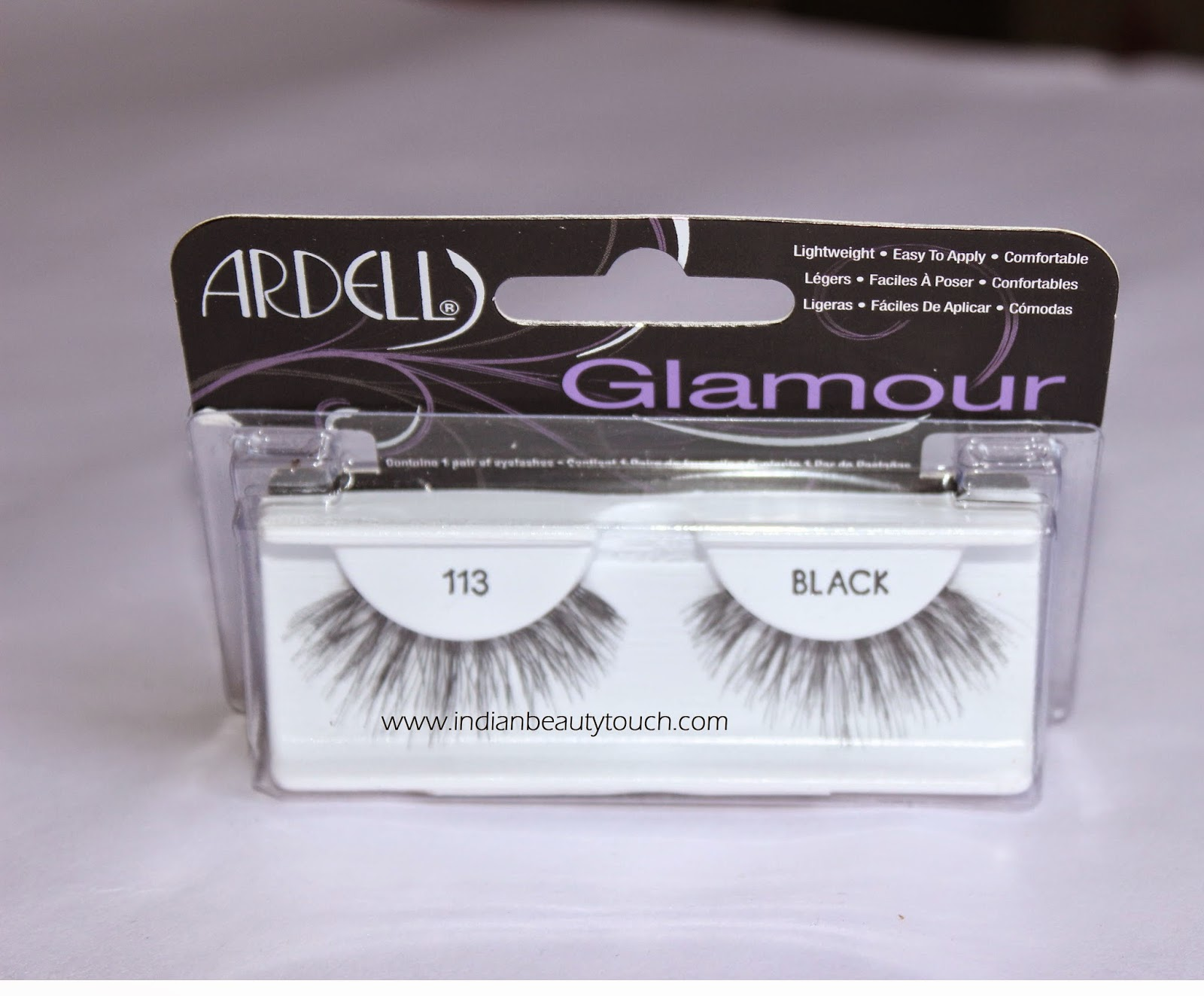 fc1c880bf73 ... Ardell Glamour Eye Lashes: Ardell Lashes Glamour