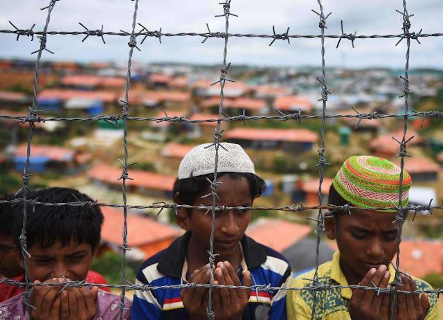 US report blames Myanmar military for Rohingya mass atrocities