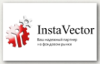 Логотип ИнстаВектор