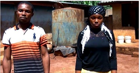 Nigerian Man Weds His 16-year-old Blood Sister In Anambra State