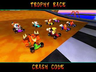 تحميل لعبة crash team racing شغالة برابط مظغوطة وبرابط  100 %