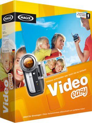 MAGIX Video Easy HD 6.0 + Ativação