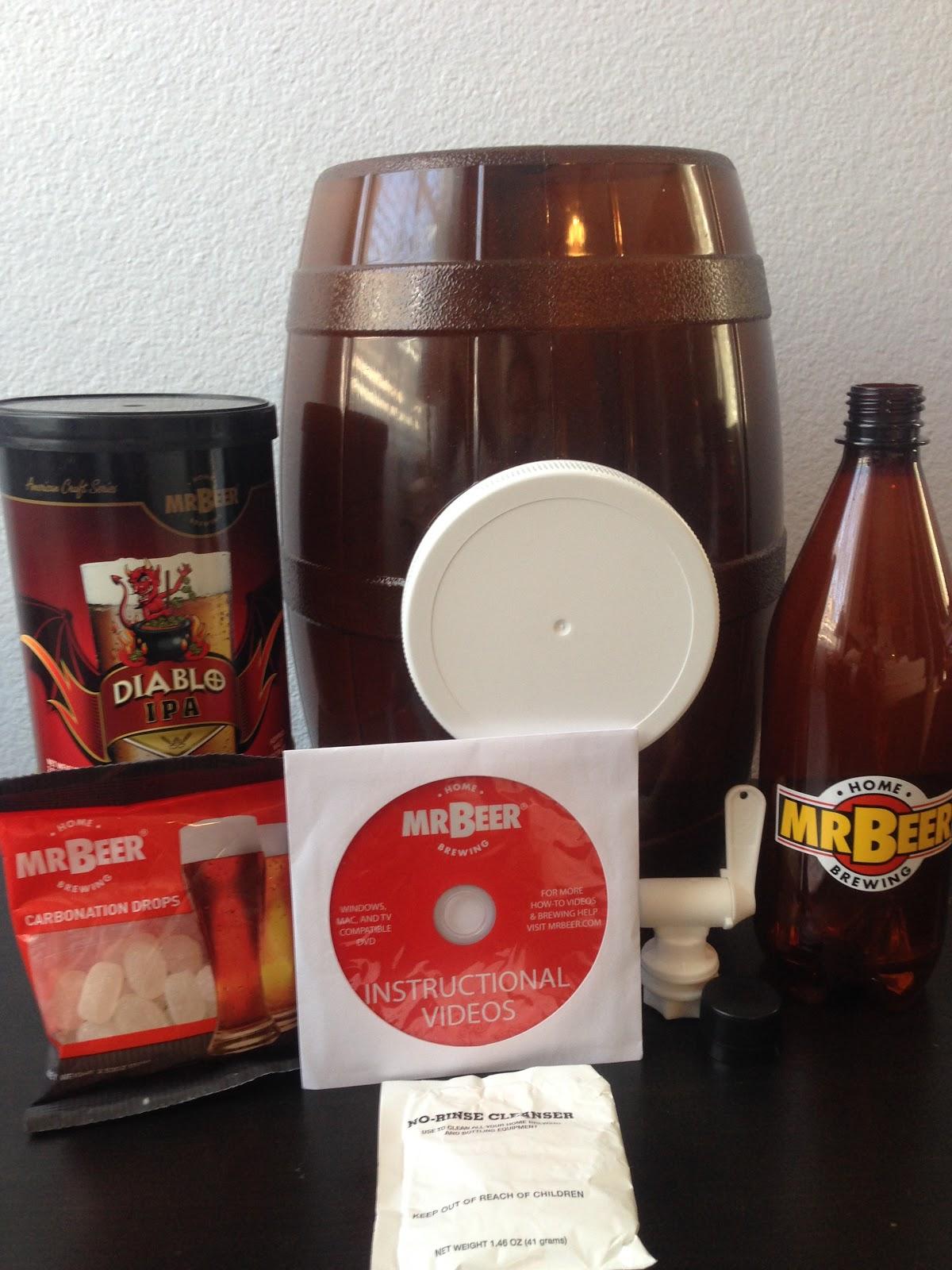 Diablo IPA Kit