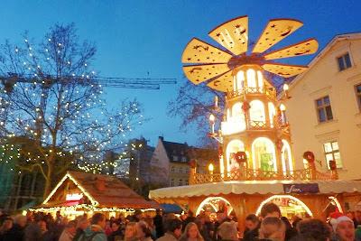 Bonn mercatini Natale