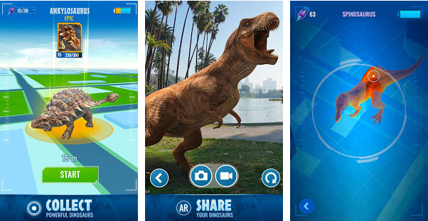 Jurassic World™ Alive Mod Apk Latest