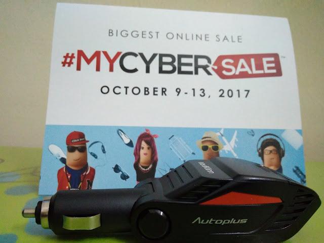 #MYCYBERSALE2017 Promosi Besar Besaran Untuk Anda