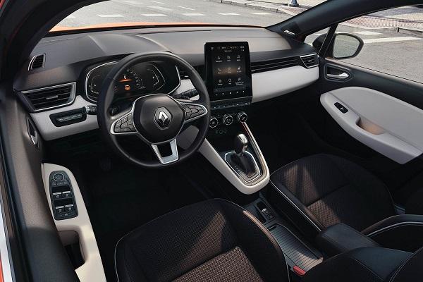 Renault Clio V 2019 Interior