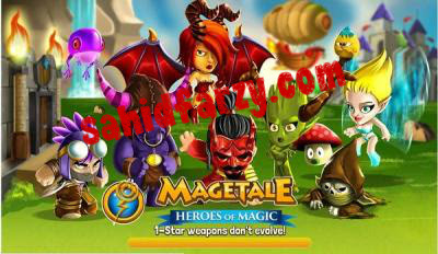 Magetale Cheat - Hack Damage And Defense Hack