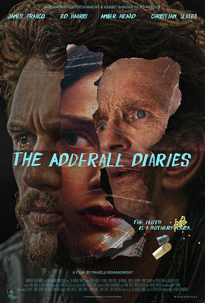Poster of The Adderall Diaries 2015 720p BRRip Full Movie Download