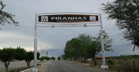 Em menos de dez dias, cidade de Piranhas registra cinco crimes