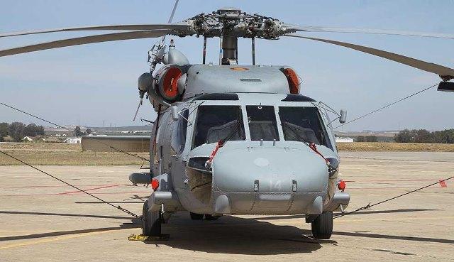 La Armada adquirirá un total de 8 helicópteros SH-60F operativos y 2 para repuestos