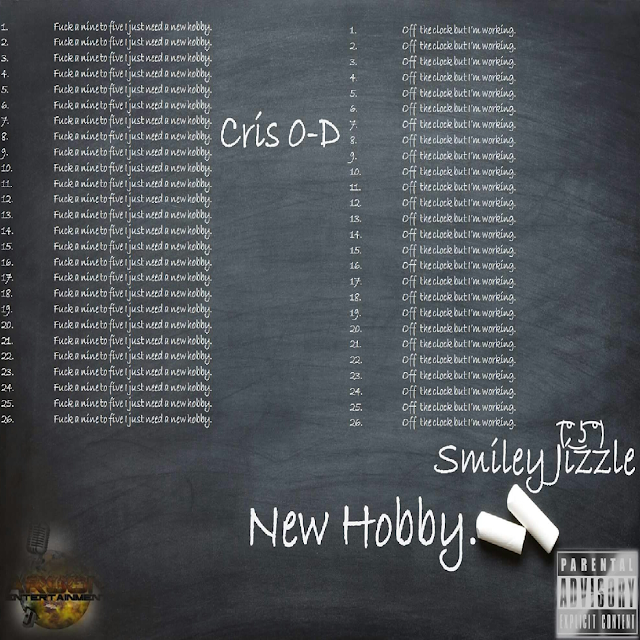 Cris O-D x Smiley Jizzle - New Hobby