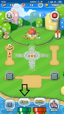 Cara Buka Semua Level Mario Run