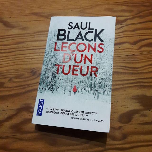 Leçons d'un tueur ~ Saul Black