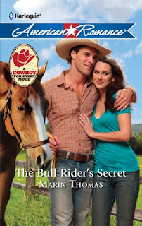 Guest Review: The Bull Rider's Secret by Marin Thomas