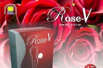 Obat Herbal Keputihan Rose V Nasa