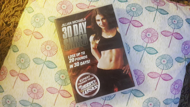 Project 365 2017 day 174 - Jillian Michaels' workout // 76sunflowers