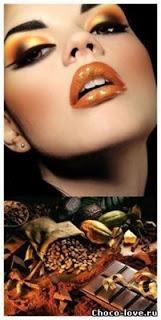 Шоколадное великолепие в макияже. Подбираем свой шоколадный образ!, http://parafraz.space/