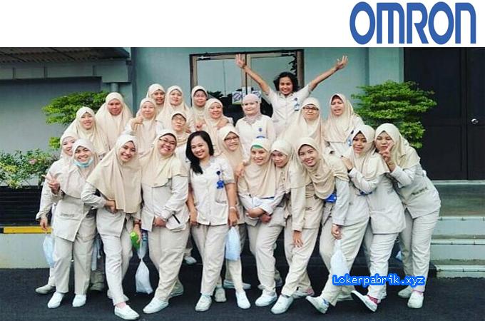 Operator Produksi PT. Omron Manufacturing Of Indonesia Update Januari 2018