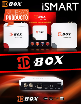 HD-BOX iSMART
