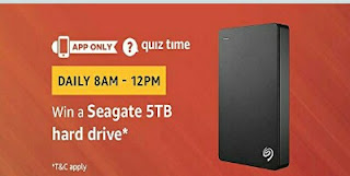 Image result for Win a Seagate 5TB Hard Drive