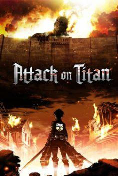 Attack on Titan 1ª Temporada Torrent - BluRay 720p Legendado