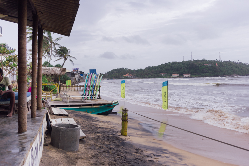 The Shack Beach Cafe, Galle